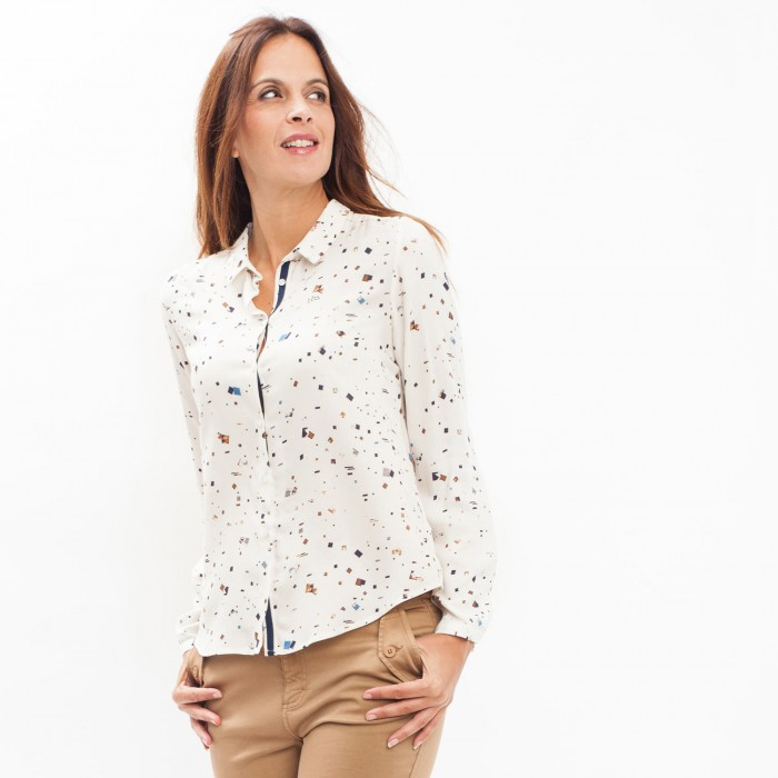 b32af0c2fa2979 Buy Blouse Woman - FAMUCHE | TBS